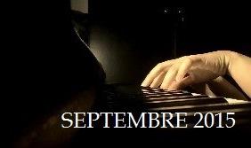 Septembre 2015~1